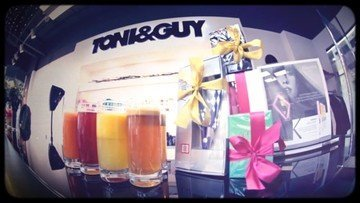 Toni &Guy - COLOR PARTY - Kérastase